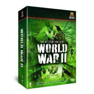 The Hidden Truth of World War 2 (DVD) (8 Disc) - £9.47 @ Amazon