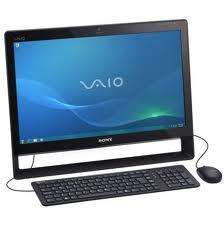 Sony VAIO VPCJ11M1E/B Touchscreen Desktop Computer / Windows® 7 Home Premium (64-bit) / 4GB DDR3 SDRAM / 500GB HD / Multi-touch capable 21.5'' VAIO display / Desktop PC - £599 delivered @ Marks & Spencers (today only)