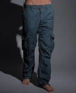 Superdry Men's Cargo Lite Pants - £21.99 Delivered @ Superdry eBay Outlet