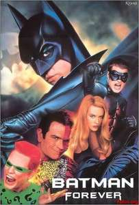 £4.49 Blu-ray bargains; Batman Forever and Batman and Robin. Also  Clint Eastwood Dirty Harry series