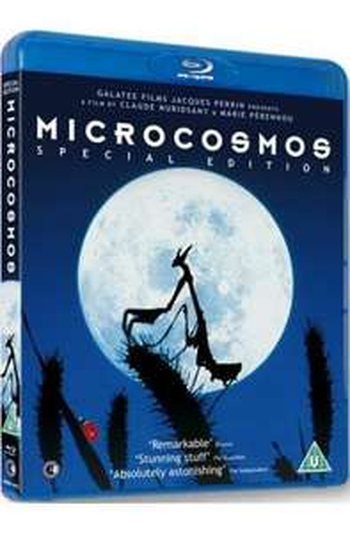 Microcosmos: Special Edition (Blu-ray) - £6.19 delivered @ Play