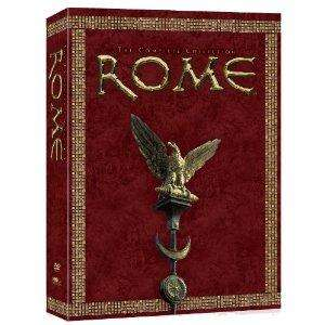 Rome: Complete Seasons 1 & 2 Box Set (DVD) - Only £17.99 Delivered @ Amazon