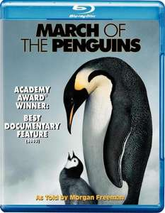 March of The Penguins (Blu-ray) - £2.99 Delivered @ Grainger Games