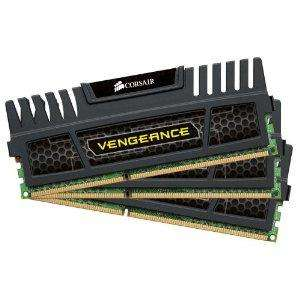 12GB Corsair Vengeance Memory Three Module Kit (1600MHz,CL9,DDR3) - £67.99 @ Amazon