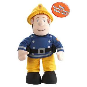 "12"" Talking Fireman Sam - Now £6.47 @ Tesco Direct"