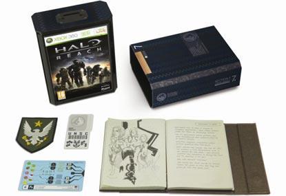 Halo: Reach Limited Edition (Xbox 360) - £17.95 Delivered @ Zavvi