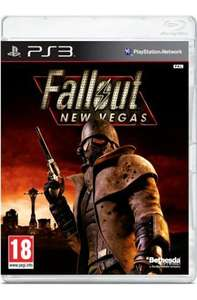 Fallout: New Vegas (Xbox 360) (PS3) (Pre-owned) - £9.99 @ Grainger Games