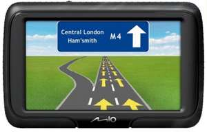 Mio Navman 479 Sat Nav - UK & ROI - was £179.99 now £79.99 @ Halfords