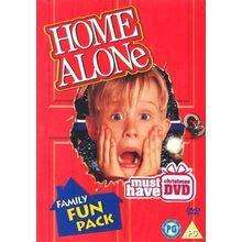 Home Alone 1-4 Box Set (DVD) - £5.99 @ HMV