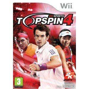 Top Spin 4 (Wii) - £15 @ Amazon