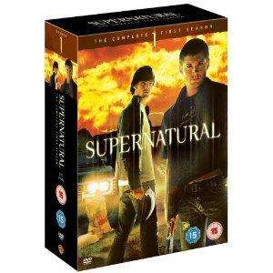 Supernatural - The Complete First Season (6 DVD Box Set) - £5.99 delivered @ Play