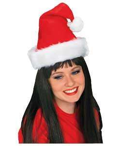 Fancy Dress Santa Hat - 25p @ Argos