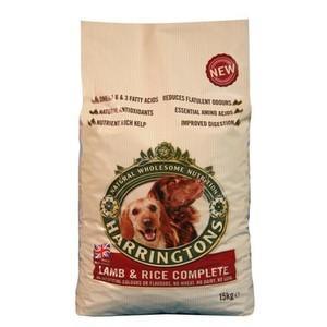 Harringtons Dog food 5kg 1/2 price at Sainsburys £3.56