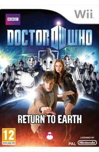 Dr Who Return to Earth (Wii) - £9.99 (New) or £7.99 (Pre-owned) @ Grainger Games