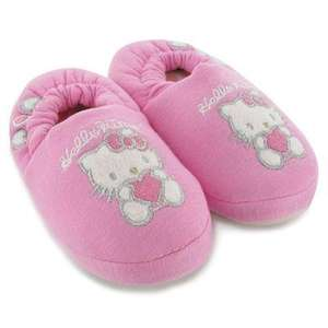 Cute 'Hello Kitty' Shoes and slippers from £2 @ Sports Direct