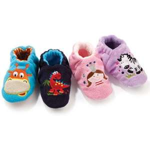 Totes Baby Slippers - £3.99 @ Home Bargains (Instore)