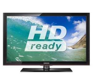 "Samsung PS42C450B - 42"" HD Ready Plasma TV - £359.99 @ Dixons"
