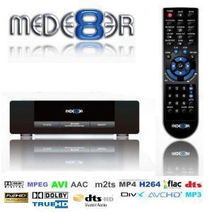 Mede8er MED400X Mini Full HD Media Player - £67.90 @ IBOOD (1 Day Only)