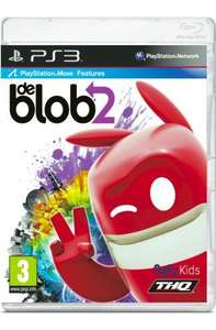 De Blob 2 (Wii) (DS) - £9.99 each Delivered @ Play