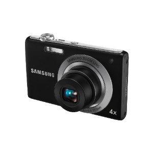 Samsung ST60 Digital Camera (Black) (12.2MP, 4x Optical Zoom) - £59.99 @ Amazon