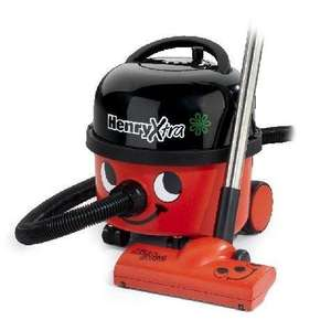 Henry Xtra HVX200A with Air Driven Power Brush  £117.95 @ One Stop Cleaning Shop