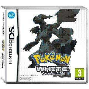 Pokémon White/Black Version (DS) - Only £19.98 Delivered @ Amazon