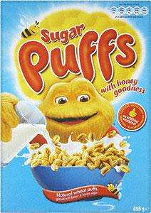 Sugar Puffs Big 625g £1.49 at Morrisons