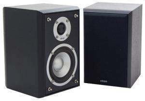 Eltax Concept Mini Black Bookshelf Speakers - Only £9.95 @ Richer Sounds (Instore)
