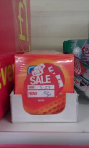 Durex Sensation Condoms (3 Pack) only 33p @ RS McColls (Instore)