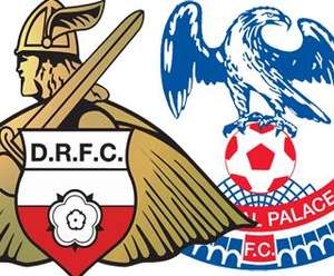 Free Football Tickets/Entry to Doncaster Rovers v Crystal Palace at KeepMoat Stadium Friday 22nd April