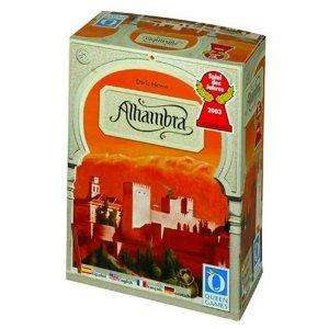Alhambra Board Game - £10.34 Delivered @ Amazon NOW £10.09