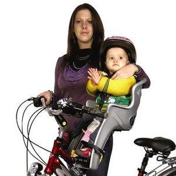 Front Mounted Child Bike Seat - Half Price - £29.99 @ Toys R Us