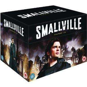 Smallville: Season 1-9 (DVD) - £79.97 @ Amazon