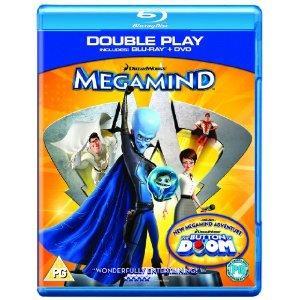Megamind - Double Play (Blu-ray + DVD) - £12.75 @ Amazon