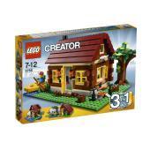 Lego Creator: Log Cabin - £17.99 @ Play