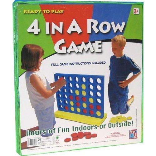 Free Time 4 Kids Foam 4 In A Row - £4.99 @ Amazon