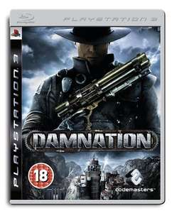 Damnation (PS3) - £4.99 @ Bee (+ Cashback)