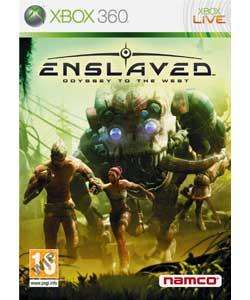 Enslaved: Odyssey to the West (Xbox 360) - £12.99 (PS3) - £13.49 @ Argos (Reserve & Collect)