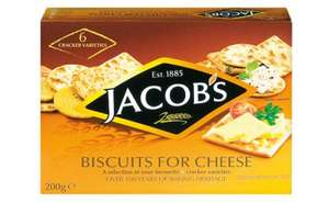 Fox's Melts 89p, Fox's Chunkie Milk Chocolate Cookies 99p, Lurpak Spreadable Orginal or Lighter £1.99, Jacob's Biscuits For Cheese 200g 99p - More in post @ Lidl