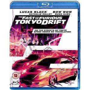Fast and the Furious Toyko Drift (Blu-ray) - £8.49 @ Amazon
