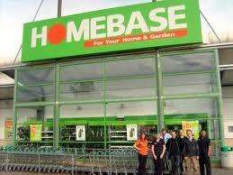 Homebase 15% off from 22nd April