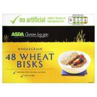 Asda own brand 48 weetabix @ Asda