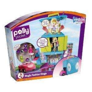 Polly Pocket Rockin' Tour Bus - Only £8.66 Delivered @ Amazon