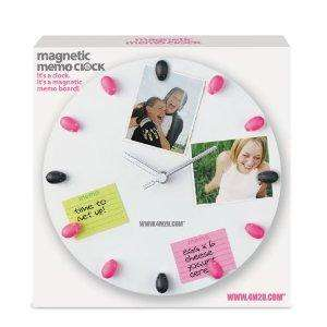 Great Gizmos Magnetic Memo Clock - Piggy - Now £4.99 Delivered @ Amazon