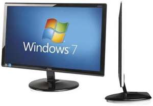 """AOC E943Fws LED Ultra Thin 18.5"""" LED Monitor - £59.99 Delivered @ eBay Currys/PC World Outlet"""
