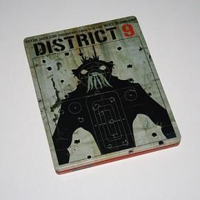 District 9: HMV Exclusive: Steelbook (DVD) - £3.99 @ HMV