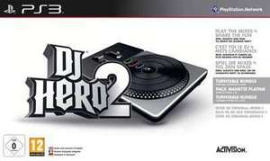 DJ Hero 2 + Turntable Party Pack (PS3) £13.98 Pre-Owned @ GameStation