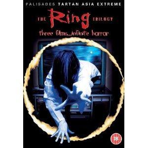 Ring Trilogy (Japanese) (DVD) - £6.99 @ Amazon