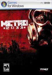 Metro 2033 (PC) - £4.99 @ Gamers Gate (Today Only)