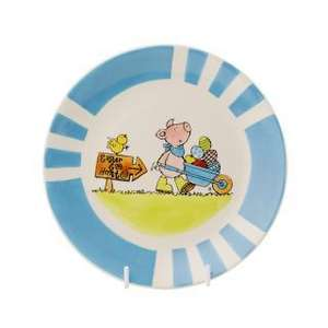 Whittard of Chelsea cute handpainted easter side plate £1.12 with code, free delivery